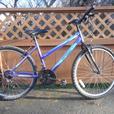 girls/woman's bike
