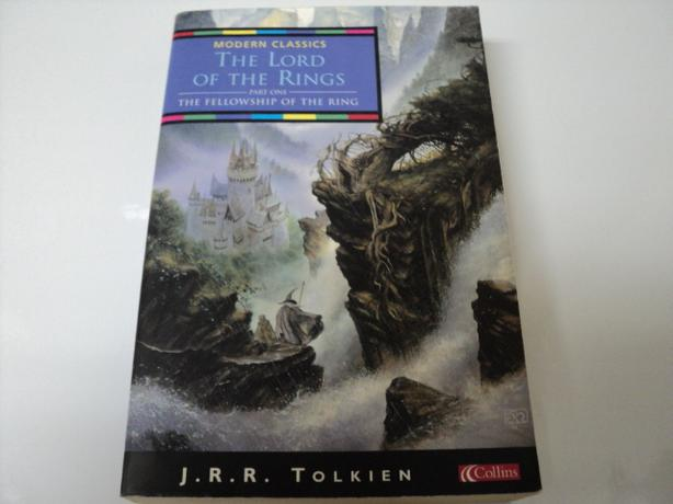 MODERN CLASSICS LORD OF THE RINGS PART ONE THE FELLOWSHIP OF THE RING