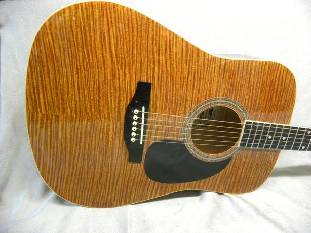 #175802-11 Montana acoustic guitar