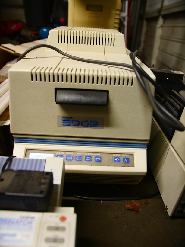 Gerber Edge - Transfer Printer