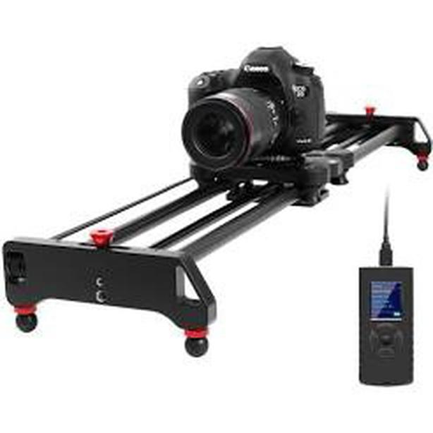 "GVM Camera Slider system 48"" carbon fibre"