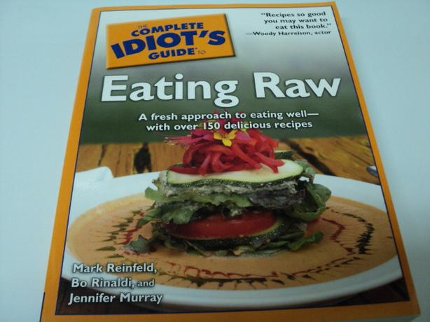THE COMPLETE IDIOT'S GUIDE EATING RAW