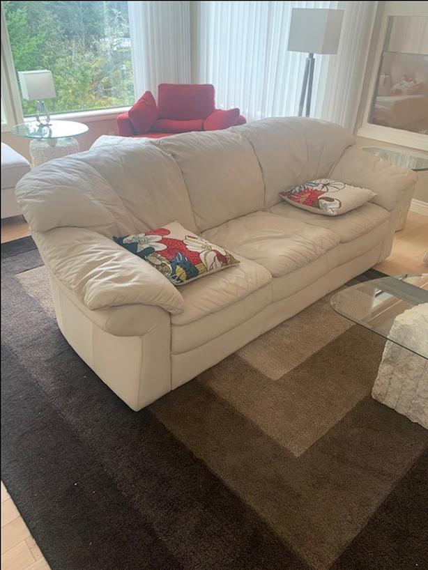 Couch, love seat