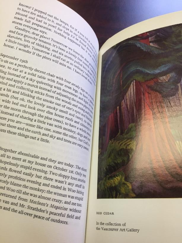 Hundreds and Thousands Journals of Emily Carr