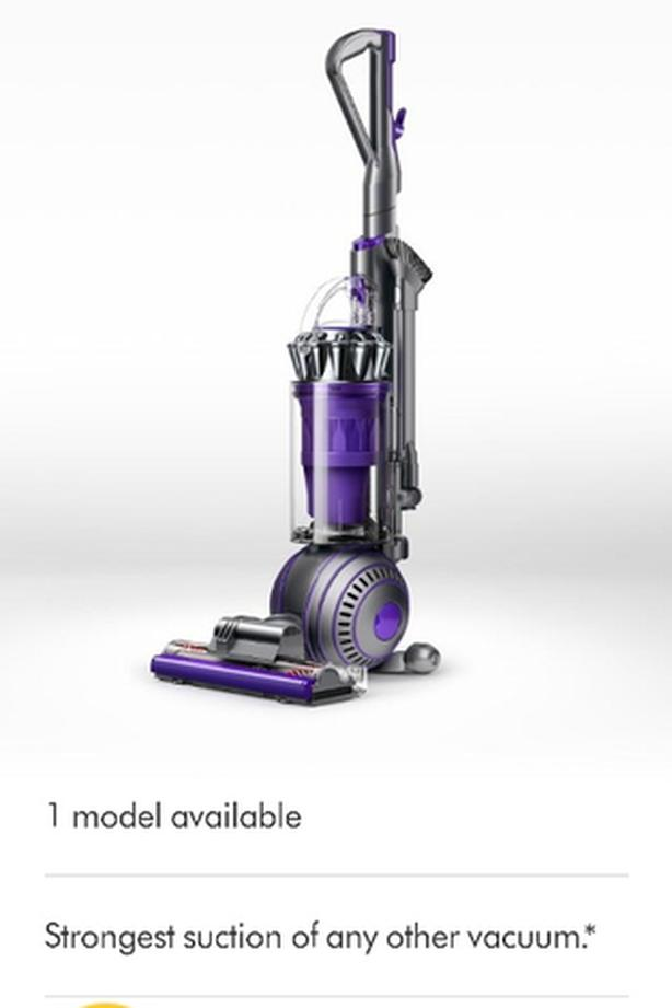 DYSON rollerball pet edition