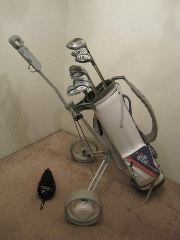 Ladies' complete 12-club golf set