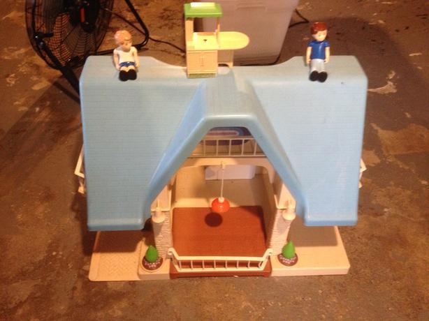 FREE Mega Blocks + Little Tykes Large Doll House