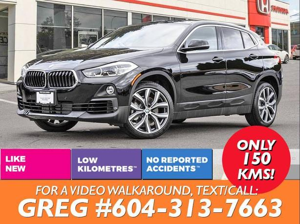 2020 BMW SAV X2 XDRIVE28I LIKE NEW, NO ACCIDENTS, LOW KM!