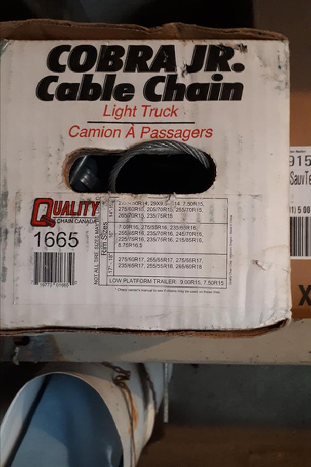 Quality brand cable chains