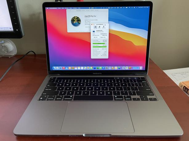 Apple MacBook Pro 2020 M1 Chip 256GB *OPEN BOX*