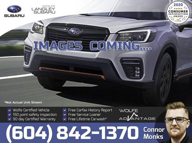 2018 Subaru Forester LIMITED - 20K KMS ONLY! JUST ARRIVED!