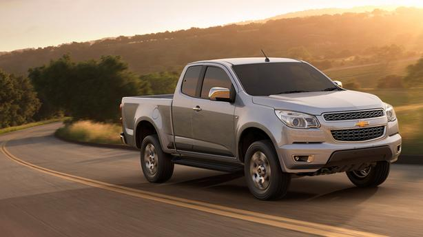 WANTED: WANTED: (Chevy Colorado)