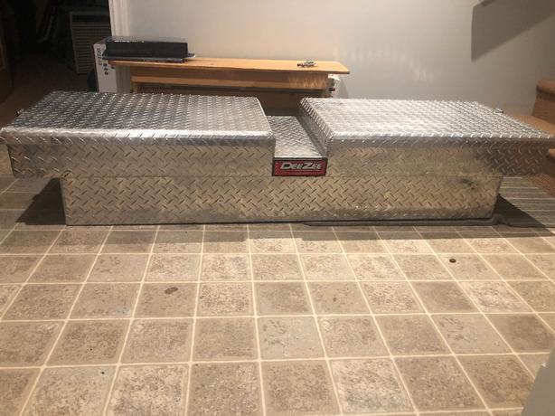 Deezee truck bed toolbox