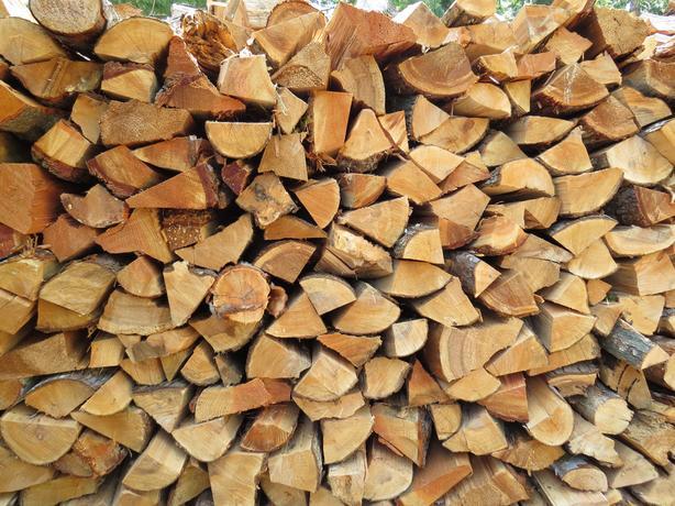 Cords of Seasoned Firewood