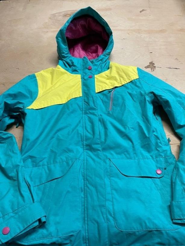 Ski Jacket- Firefly