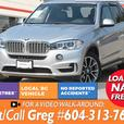 2015 BMW X5 xDrive 35i BC VEHICLE, LOW KMS, NO ACCIDENTS, EXTRA CLEAN!