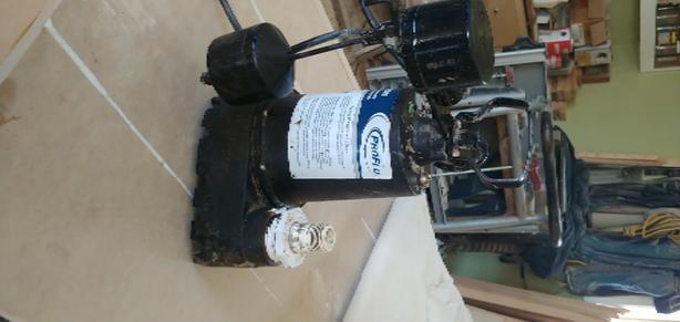 ProFlo 3/10 HP Sump Pump.