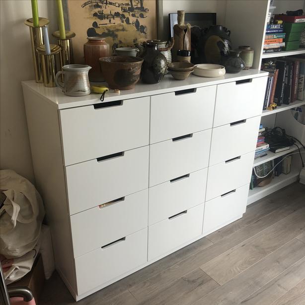 IKEA Nordli 12-drawer chest