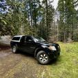2011 Nissan Frontier with Canopy and Optional Rooftop Tent