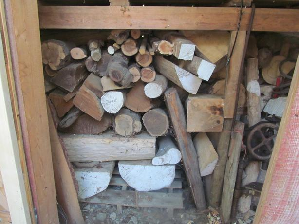Wood for turning