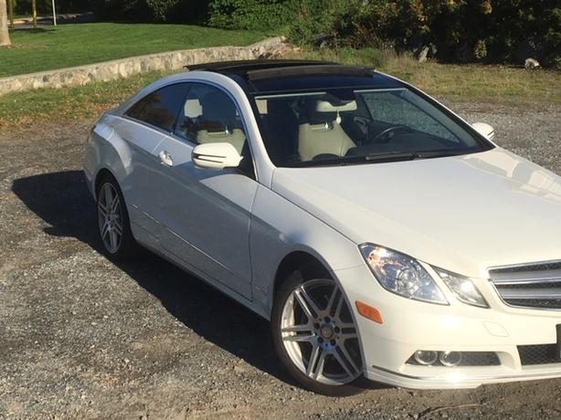 2010 Mercedes E-350 with AMG Sports Package!
