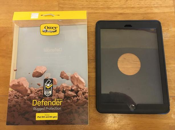 Otterbox Defender for iPad 5th or 6th generation