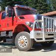 2014 International 7500 WorkStar 4 x 2 Service Mechanics Truck