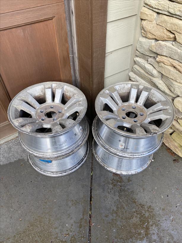Ford Ranger Rims