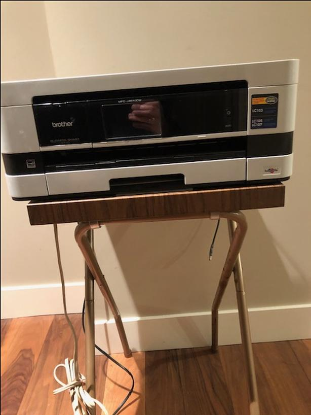 Brother Flat Top Printer