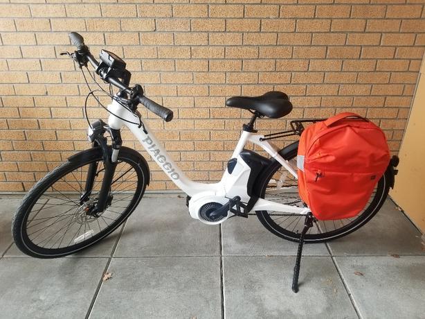 Premium eBike - Piaggio Wi-Bike Deore Comfort - Save $1,000