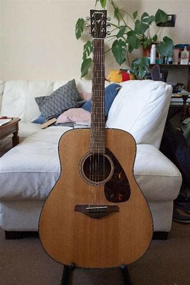 💕Beauty Acoustic Yamaha FG-700MS💕