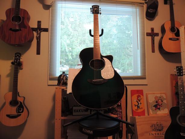 Yamaha Guitar.