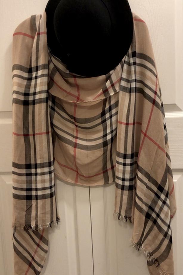 Hudson's bay new Fraas design scarf