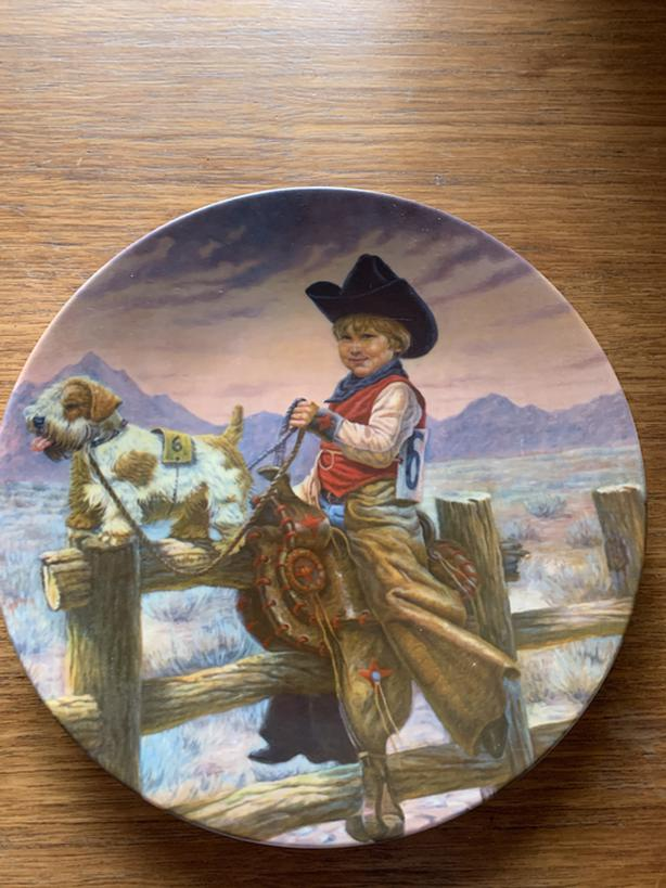 Collector Plate - Limited Edition