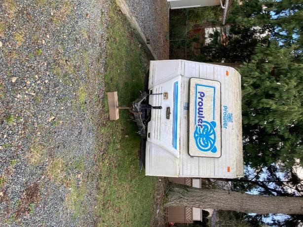 24ft prowler travel trailer