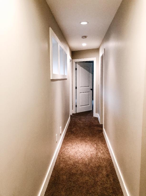 1bedroom above garage suite