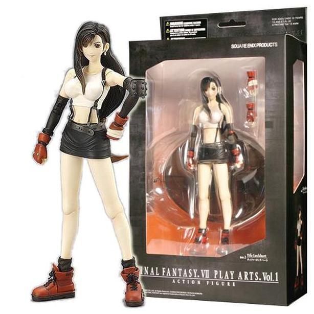 Final Fantasy 7 Tifa Lockheart Figure