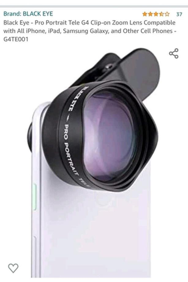 Telephoto Lens For Photo