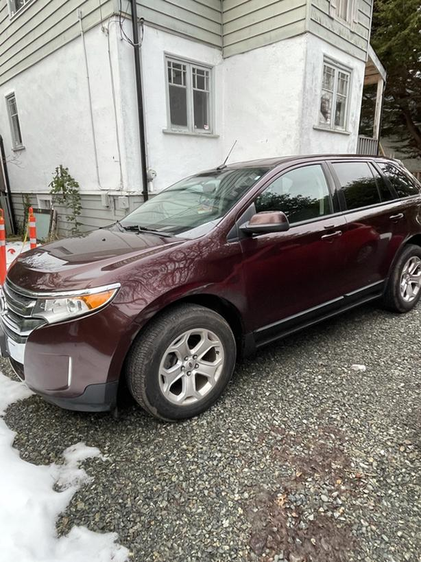 PRICE DROP! 2012 Ford Edge