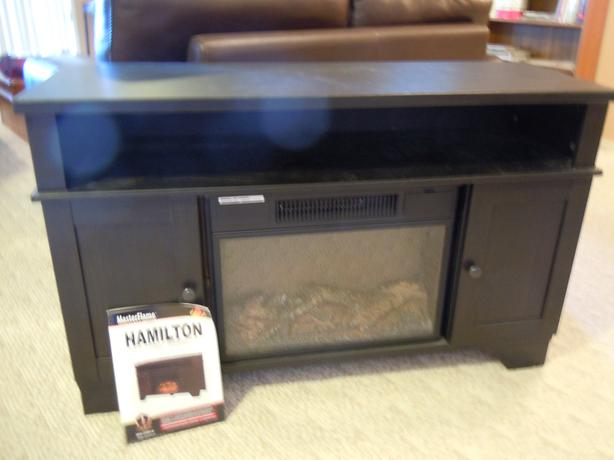 Electric Fire Place/TV Stand