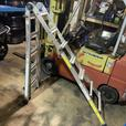 21' aluminum multi ladder