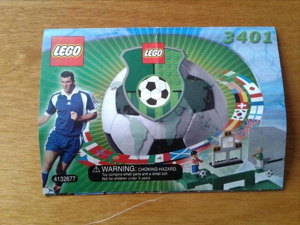 Lego Shoot 'n' Score set