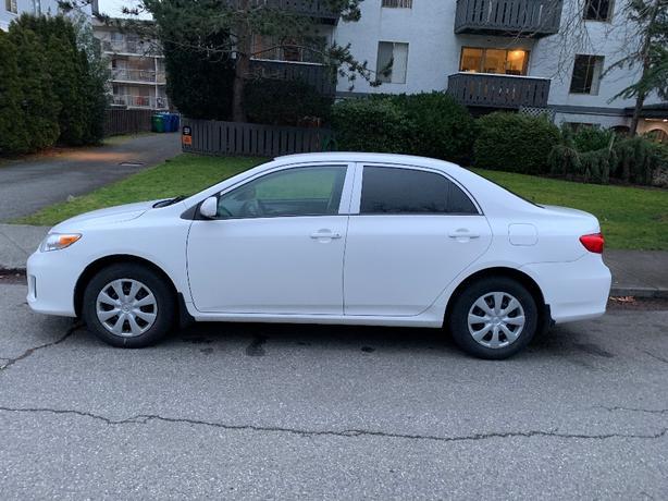 2012 Toyota Corolla (Automatic, 94,000 km)