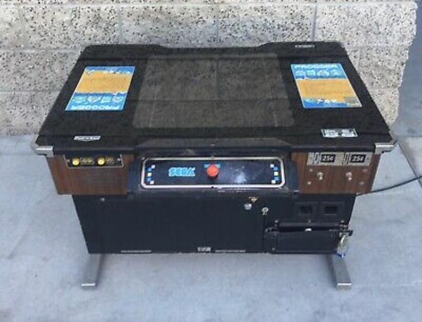 WANTED: Vintage Frogger Tabletop Arcade Game