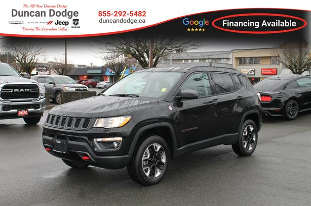 2017 Jeep New Compass Trailhawk **ONE OWNER**ISLAND OWNED**NO ACCIDENTS** SUV
