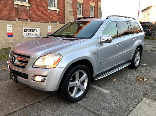 2009 Mercedes-Benz GL320 3.0L BlueTEC