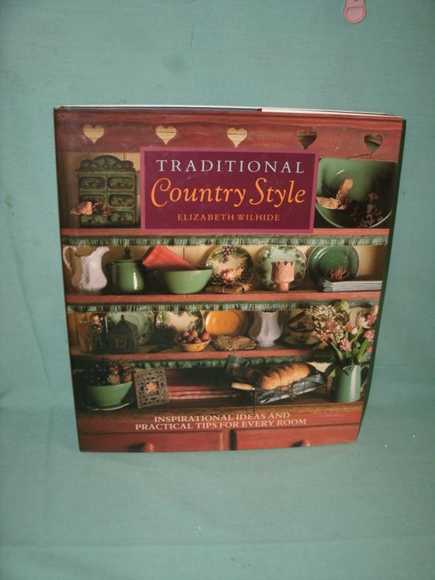 Book: Traditional Country Style
