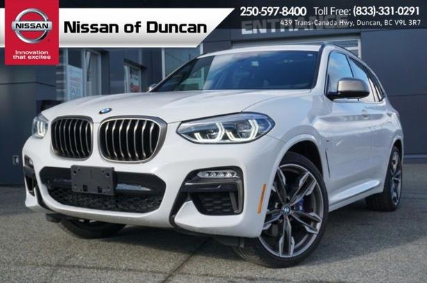 2018 BMW X3 M40i Ultimate