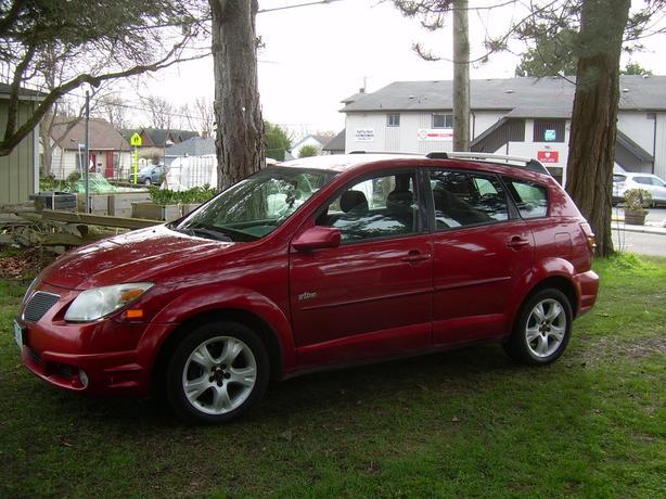 2005 Pontiac Vibe, 4cyl, 5spd, Super Reliability, Great Economy!