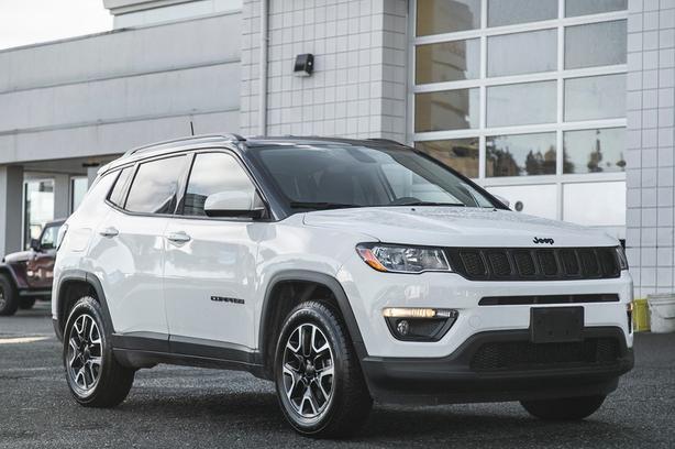2018 Jeep Compass Altitude Remote Start Heated Seats/Steering Wheel SUV